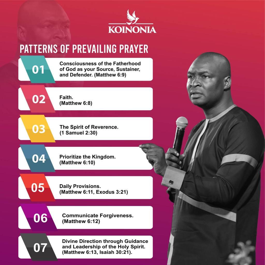 The Mystery of Prevailing Prayers Part Two Koinonia Abuja Sermon with Apostle Joshua Selman Nimmak