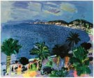Raoul Dufy I loved the paintings of Raoul Dufy (often described as colourful drawings by brush) with his scenes ...