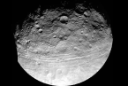 Ceres ARCUATE TRACES
