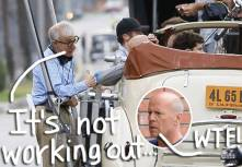 woody-allen-bruce-willis-fired-set-filming_We think there might be more to this story! On Monday, it was reported that Bruce Willis exited Woody Allen's new film ...