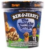 Ben & Jerry's The Tonight Dough starring Jimmy Fallon