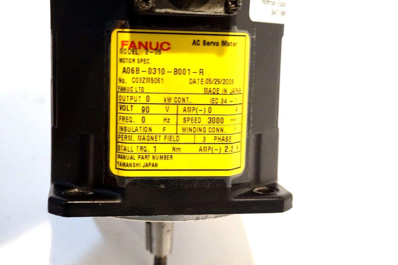 Fanuc Servo Motor Selection Manual