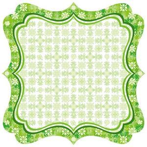 Celtic Border Die-cut Paper - Best Creation
