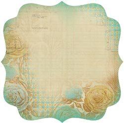 Madame Boutique Die-cut Paper By Kaiser Craft