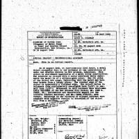 • UFO Phenomena At Barksdale AFB •