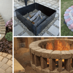 16 Awesome Diy Fire Pit Ideas For Your Yard