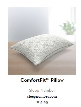 pillows to prevent neck and back pain