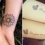 70 Mother Daughter Tattoos That Show Just How Beautiful This Bond Can Be