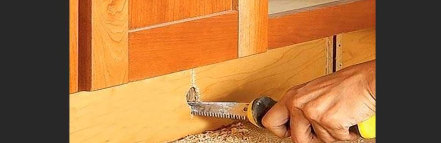 She Was Seething When Her Husband Damaged Her Cabinets