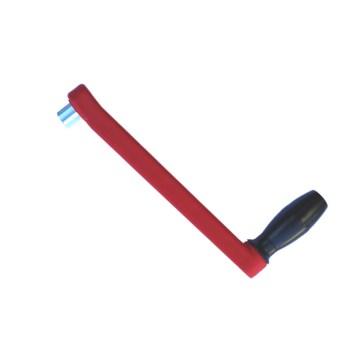 250mm Primary Single Red Non Locking (5)