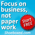 Shoeboxed bookkeeping