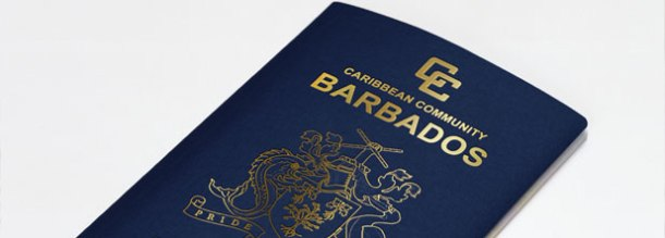 Barbados Passport