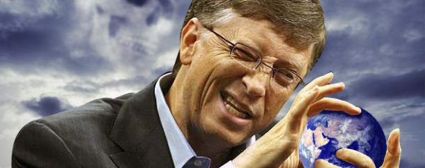 Bill Gates Calling For World Government 1