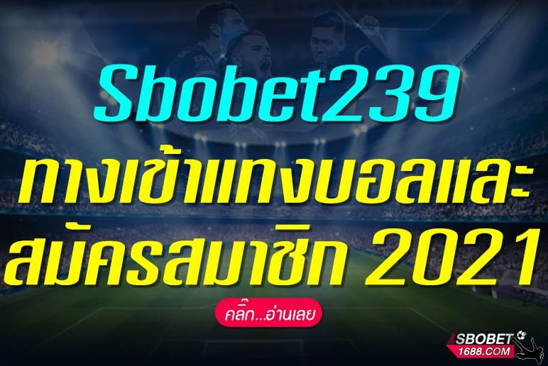 Sbobet239