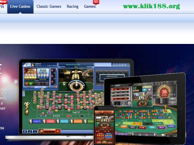 Cara Daftar Roulette 338a Online SBobet Live Casino di Klik188