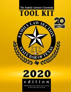 Family Lawyer's Essential Toolkit (2020)