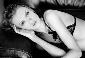 icone de la galerie de lingerie et de portraits intimes de Stéphane Bourriaux Photographe