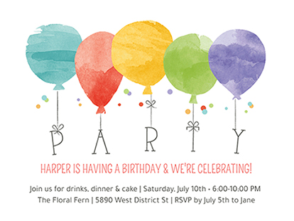 free printable invitations print at