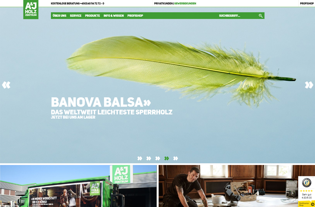 Shopjektiv GmbH & Co. KG Shopware Solution Partner Partnerübersicht Shopware (DE)