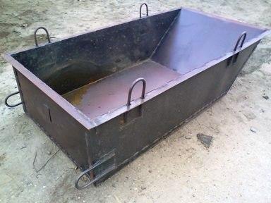 Ящик строительный для раствора. Продажа, аренда в Украине