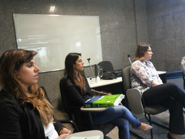 Laura Freitas, Mirelle Biaggi, Alane Michelini
