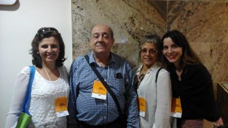 Cristina Dias, Sérgio Kehdy, Bernardette Biaggi
