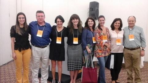 Raquel Rios, Raul Hartke, Gisele Brito, Ana Carolina Tiuso, Sandra Bulhões, Rossana Nicoliello, Cristina Dias, José Carlos Luz