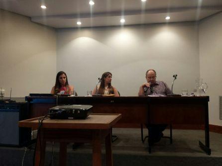 Raquel Rios, Camilla Biaggi, José Carlos