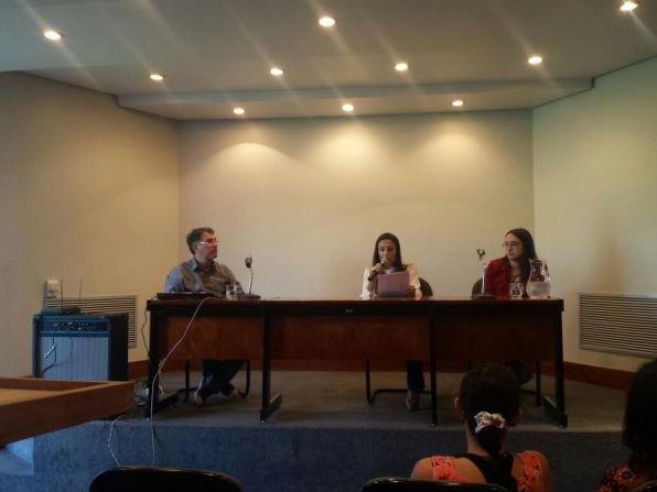 Palestrantes: Sérgio Murilo Rodrigues (filósofo, professor PUC Minas) Raquel Lopes Rios (psicóloga, candidata SBPMG) Coordenadora: Kátia Santos (psicóloga, candidata SBPMG)