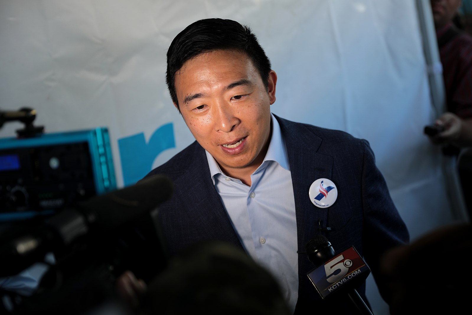 Andrew Yang: A new approach to American politics