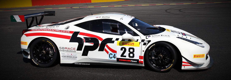 SBR 458 Race Car
