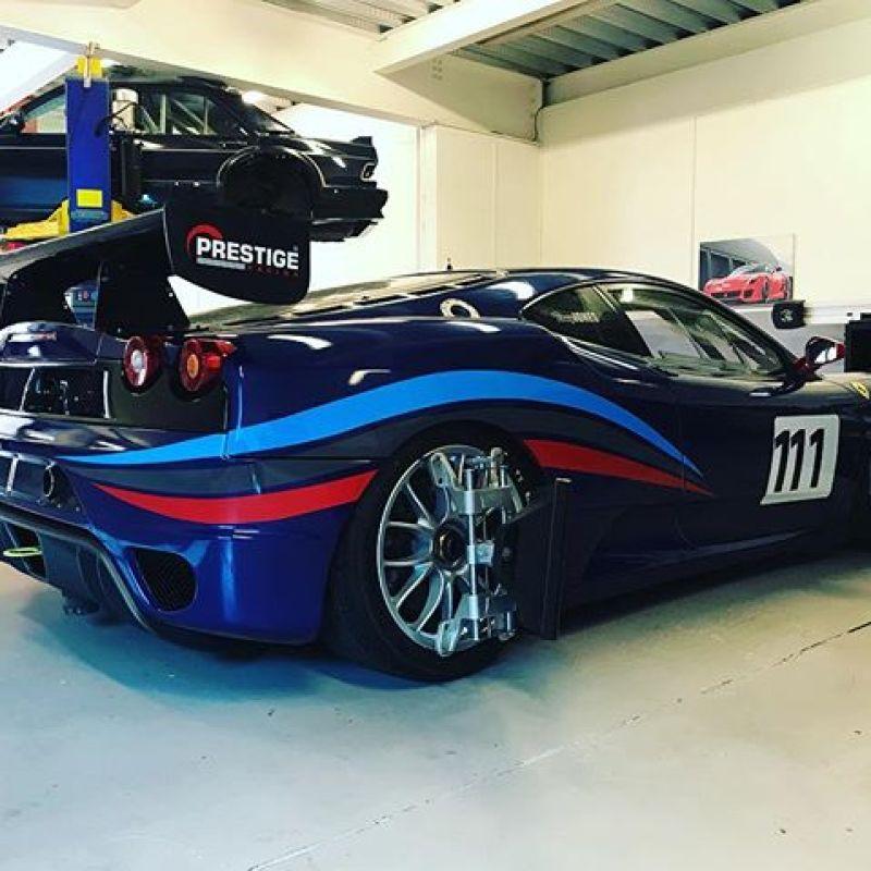 More race cars! #ferrari #430 #racing #geometry #setup #specialist #sbr #sbraceengineering