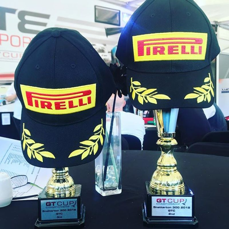 Today at Snetterton! Pretty hot day with a couple of trophies at the end! #488 #ferrari #ferrariracing #gtcup #philglew #sbraceengineering #sbr