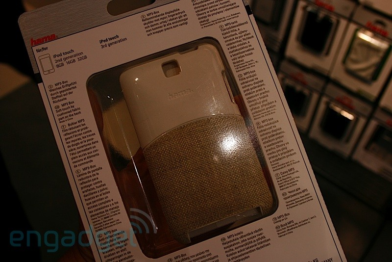 Hama iPod Touch 3rd Gen Case