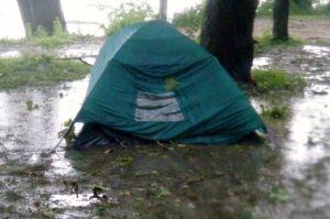 tent storm