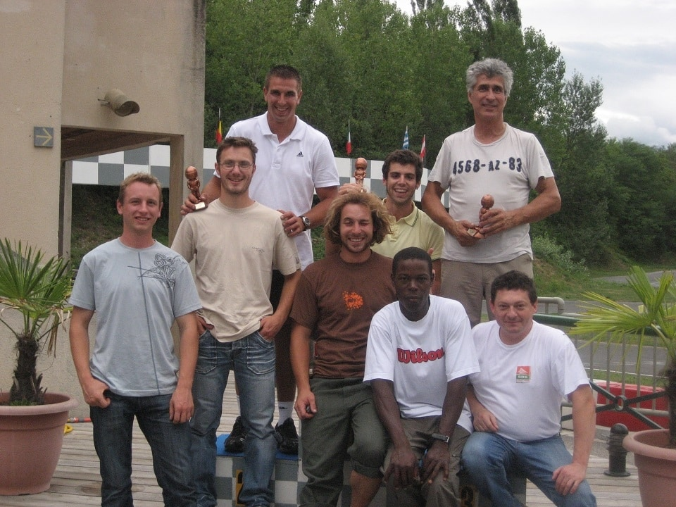 La vie de notre entreprise en 2009