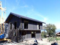 Maison Bois à Pers-Jussy