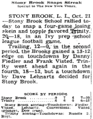 New York Times article from 10/23/1955