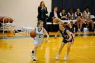 Jess Winston controls the offense