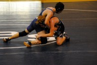 Kevin Palmer dominates his match vs. Hackley