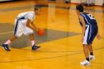 Richie Armand controls the ball