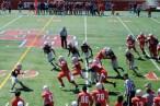 Liotine with a 14 yard rush