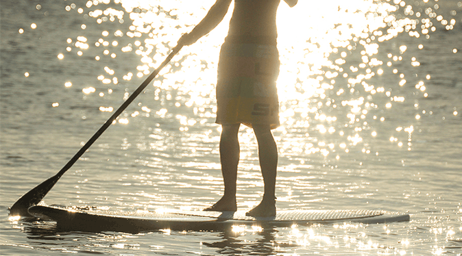 """How To Paddle a Stand Up Paddleboard """"SUP"""""""