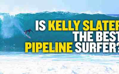 Is Kelly Slater The Best Surfer At Pipeline ?