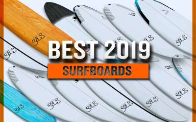 Best 2019 NEW Surfboards