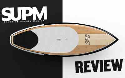 SUP MAG Review The Widowmaker Surf SUP