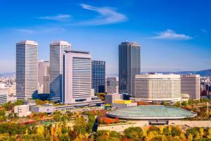 Osaka Japan Business Park