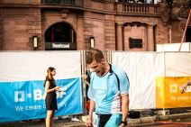 Sebastian Erb @ SRH Dämmermarathon 2017