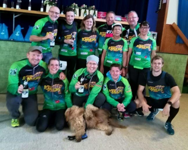 Eulenlauf Friesenheim 2017 mit den United Runners of Pfalz