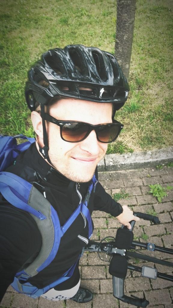 Alternativtraining: Mit dem Rad zur Arbeit